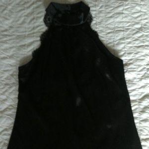 Woman's silky top